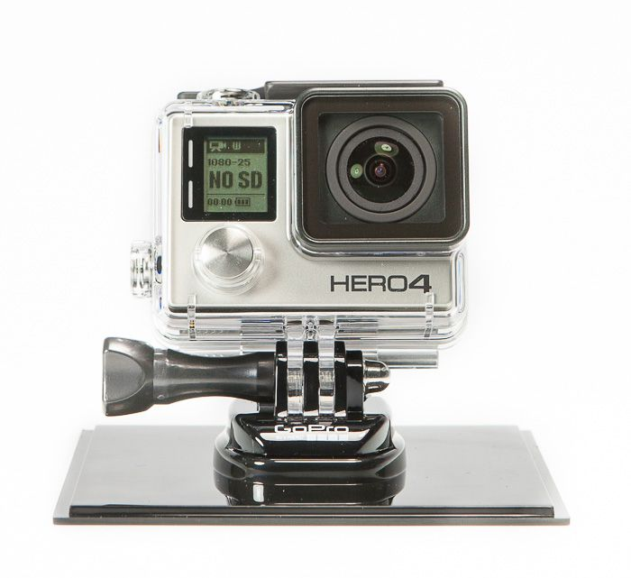 GoPro Hero4 Caisson