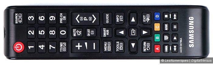 Samsung telecommande