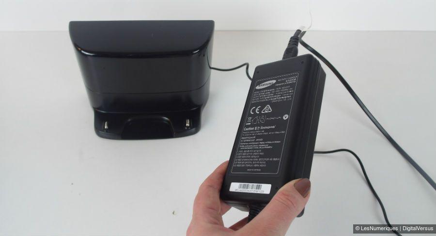 Samsung Powerbot base et transfo