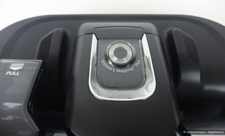 Samsung Powerbot camera