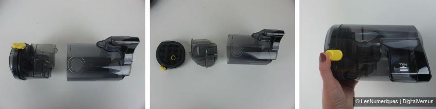 Samsung Powerbot collecteur