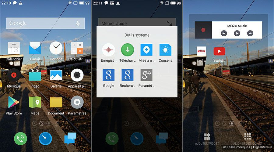 Test du Meizu MX4