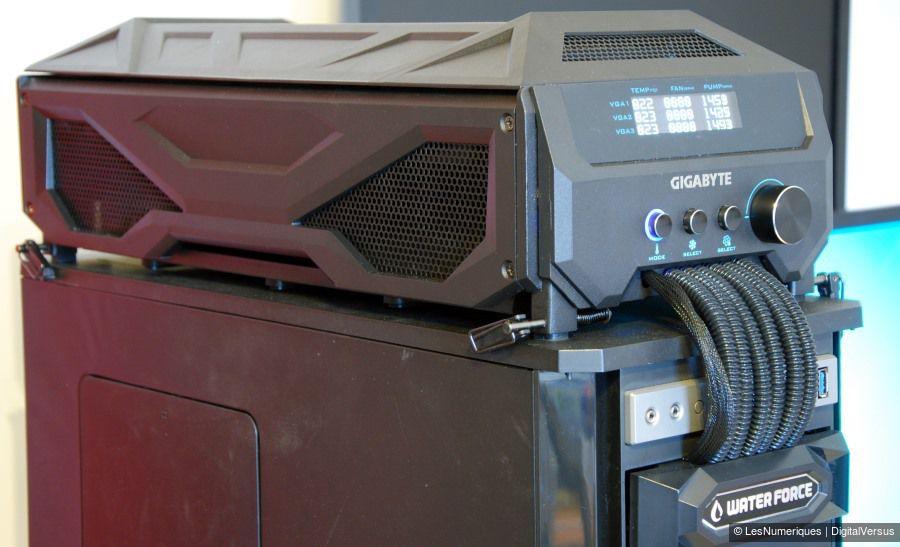 Gigabyte GV N980X3WA 4GD box