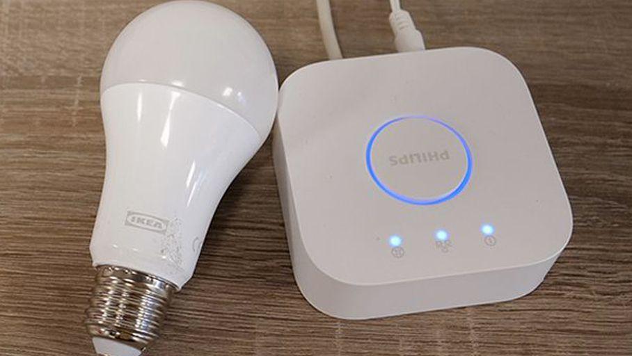 Connecter Une Ampoule Ikea A Un Pont Philips Hue Les Numeriques