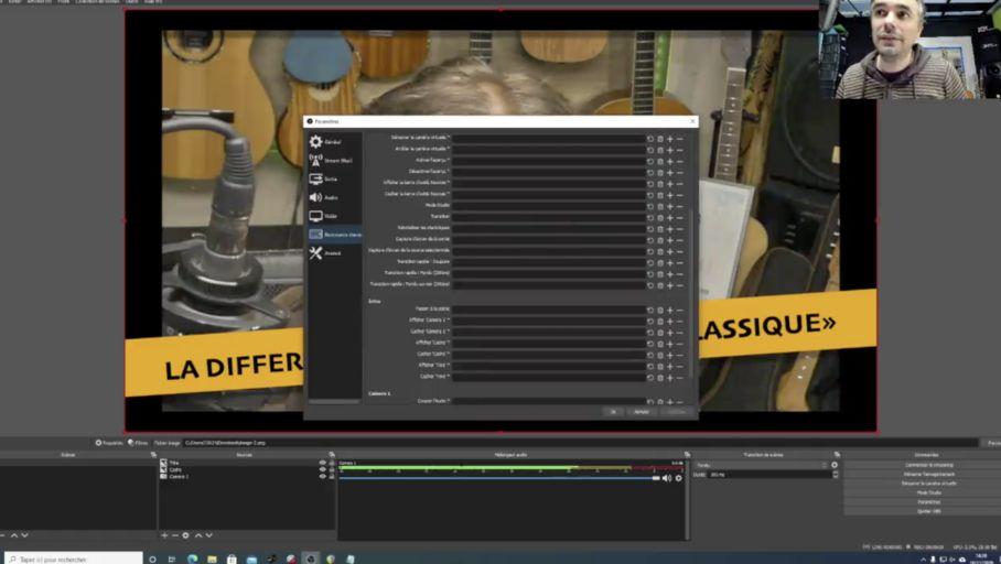Tuto vidéo – Créer un premier cours en ligne avec le logiciel OBS - Les Numériques