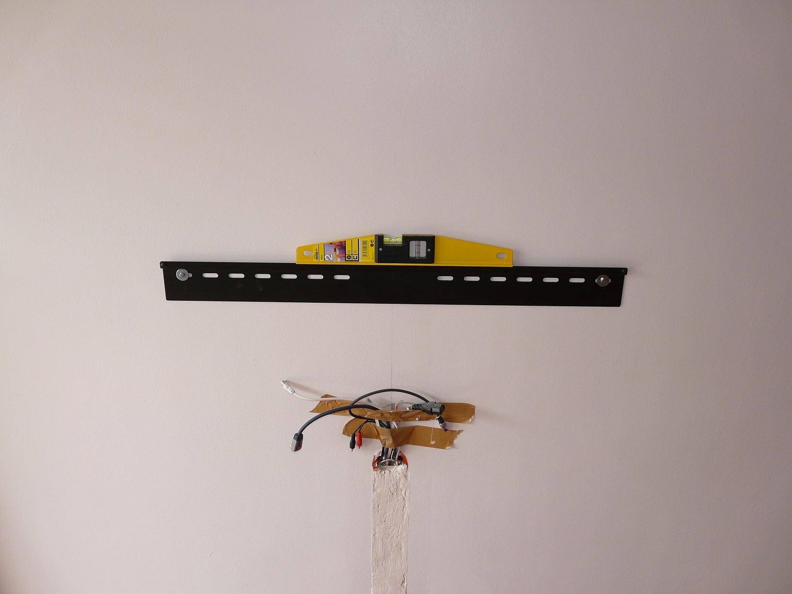 Une Installation Murale De Tv Le Guide Pratique Pas Pas # Commentfixer Tele Aumur