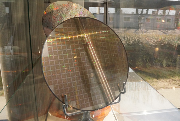 Wafer st microelectroncis