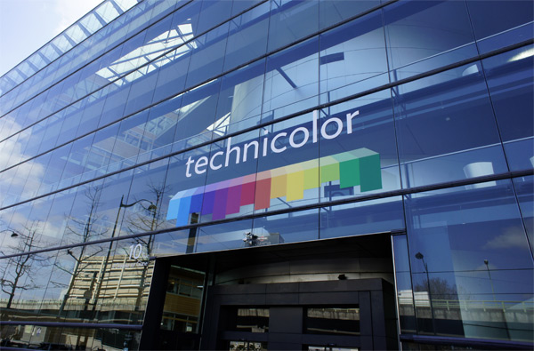 Technicolor immeuble