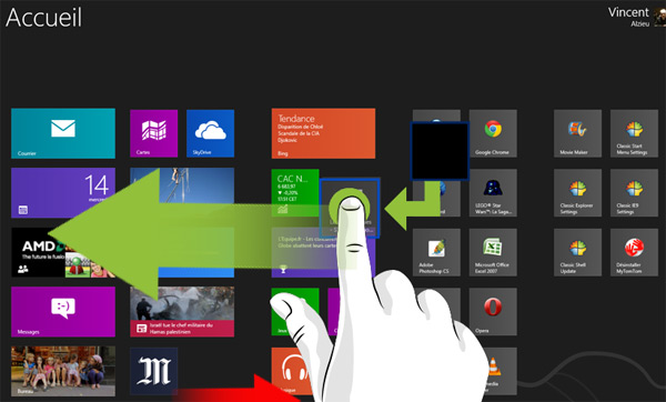 Snap windows 8