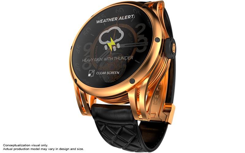 kairos msw115 ssw158 montres connect es aiguilles et cadran oled les num riques. Black Bedroom Furniture Sets. Home Design Ideas