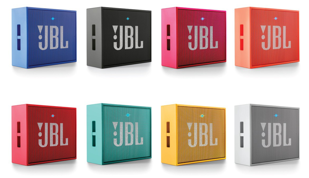jbl go test prix et fiche technique enceintes portables les num riques. Black Bedroom Furniture Sets. Home Design Ideas