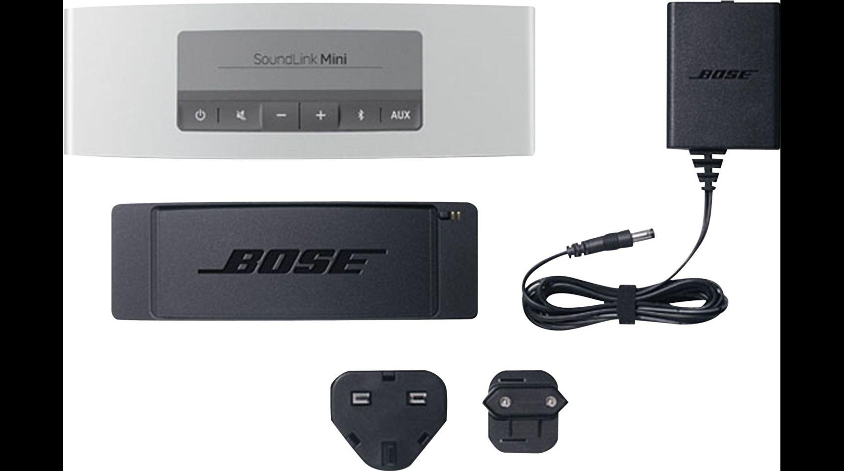 Bose Soundlink Mini Test Complet Enceintes Portables