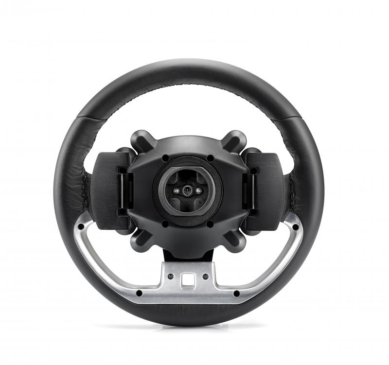 thrustmaster t gt test complet volant les num riques. Black Bedroom Furniture Sets. Home Design Ideas