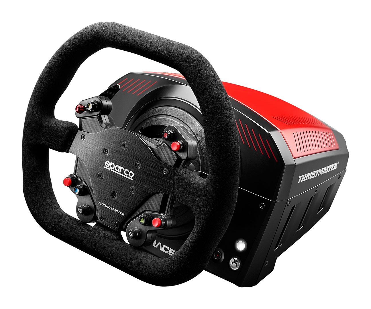 thrustmaster ts xw racer sparco p310 competition mod test complet volant les num riques. Black Bedroom Furniture Sets. Home Design Ideas