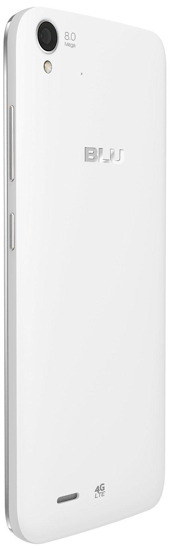 Blu Win HD LTE : test, prix et fiche technique - Smartphone - Les