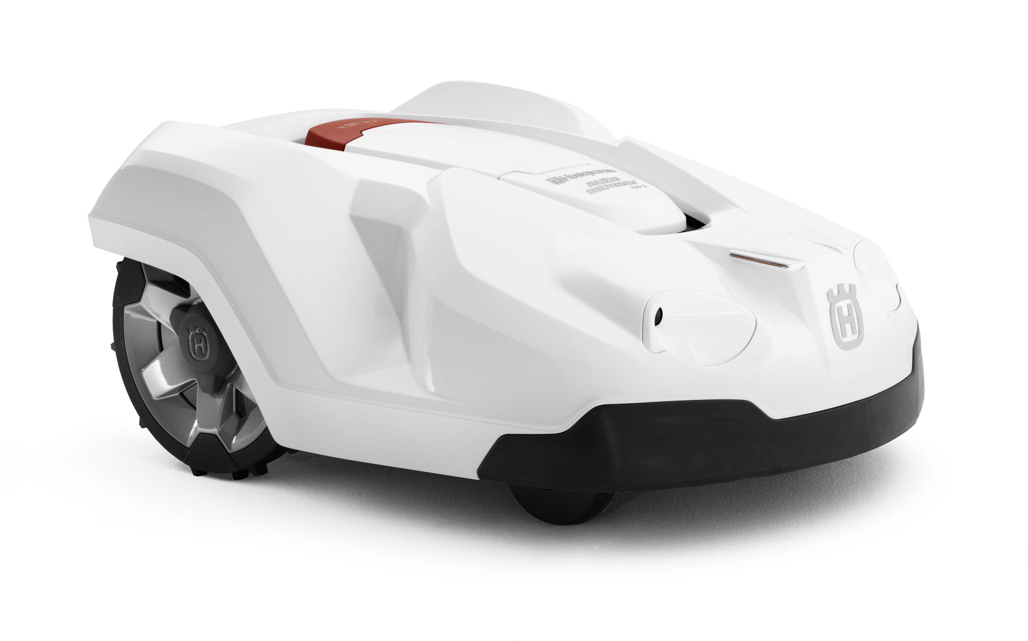 husqvarna automower 330x test complet tondeuse gazon les num riques. Black Bedroom Furniture Sets. Home Design Ideas