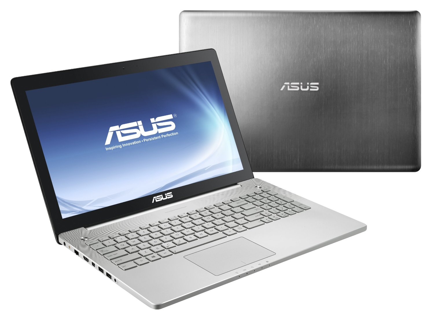 asus n550jk cm137h test complet ordinateur portable les num riques. Black Bedroom Furniture Sets. Home Design Ideas