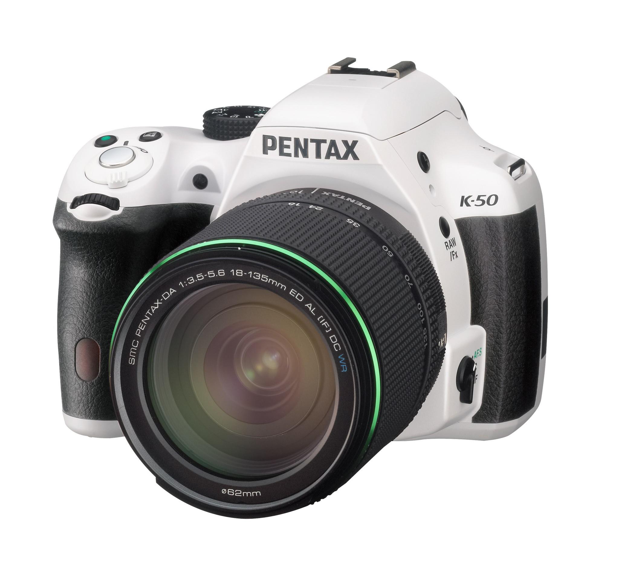 pentax k 50 test complet appareil photo num rique les num riques. Black Bedroom Furniture Sets. Home Design Ideas