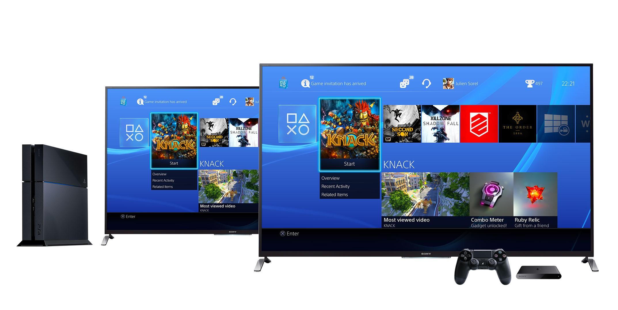 sony playstation tv test complet console de jeu les num riques. Black Bedroom Furniture Sets. Home Design Ideas