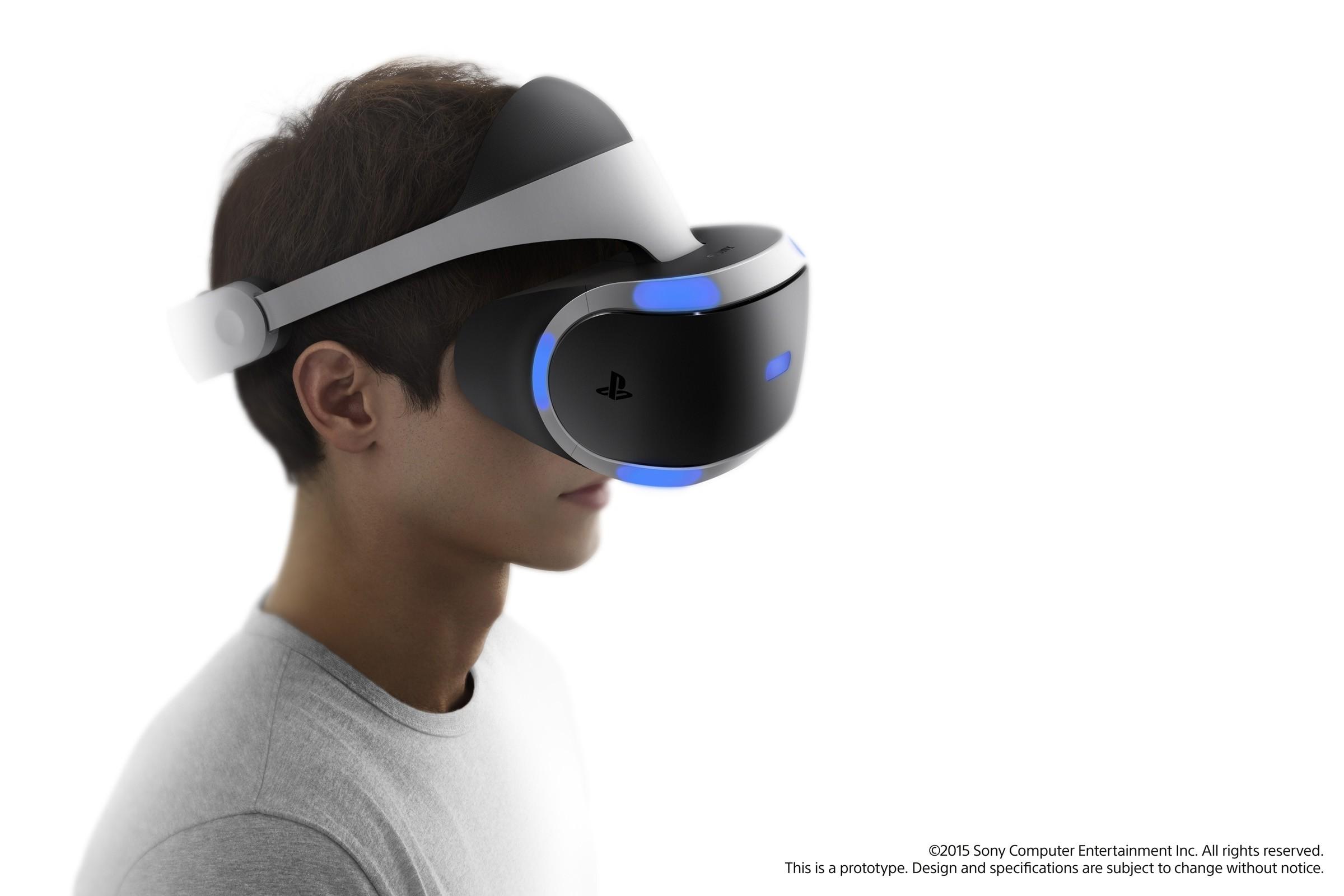 Sony Playstation Vr Test Prix Et Fiche Technique Casque De