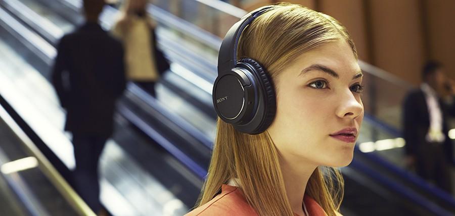 Sony Mdr Zx770bn Un Casque Nomade à Réduction De Bruit Active