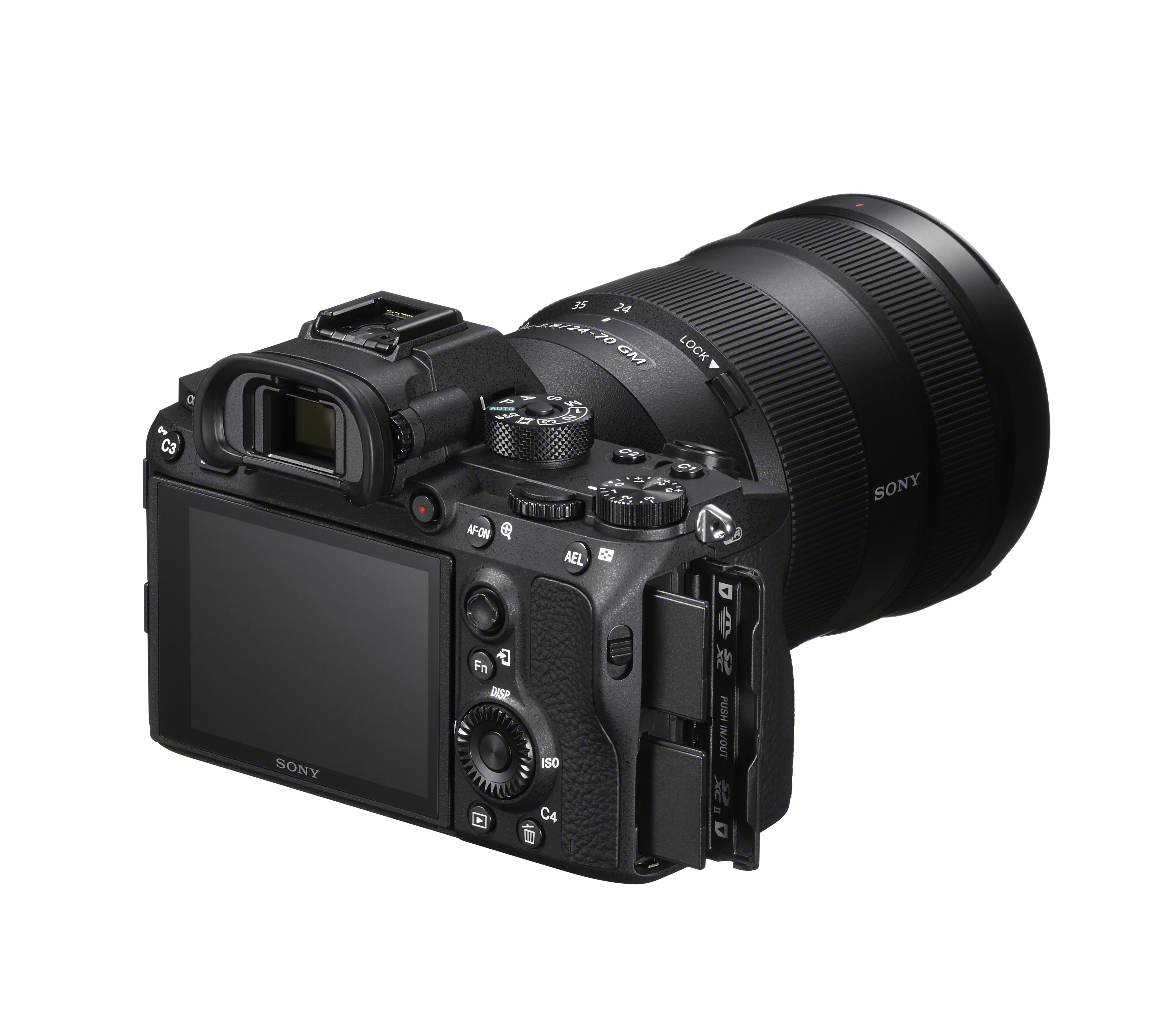 sony a7r iii les numeriques