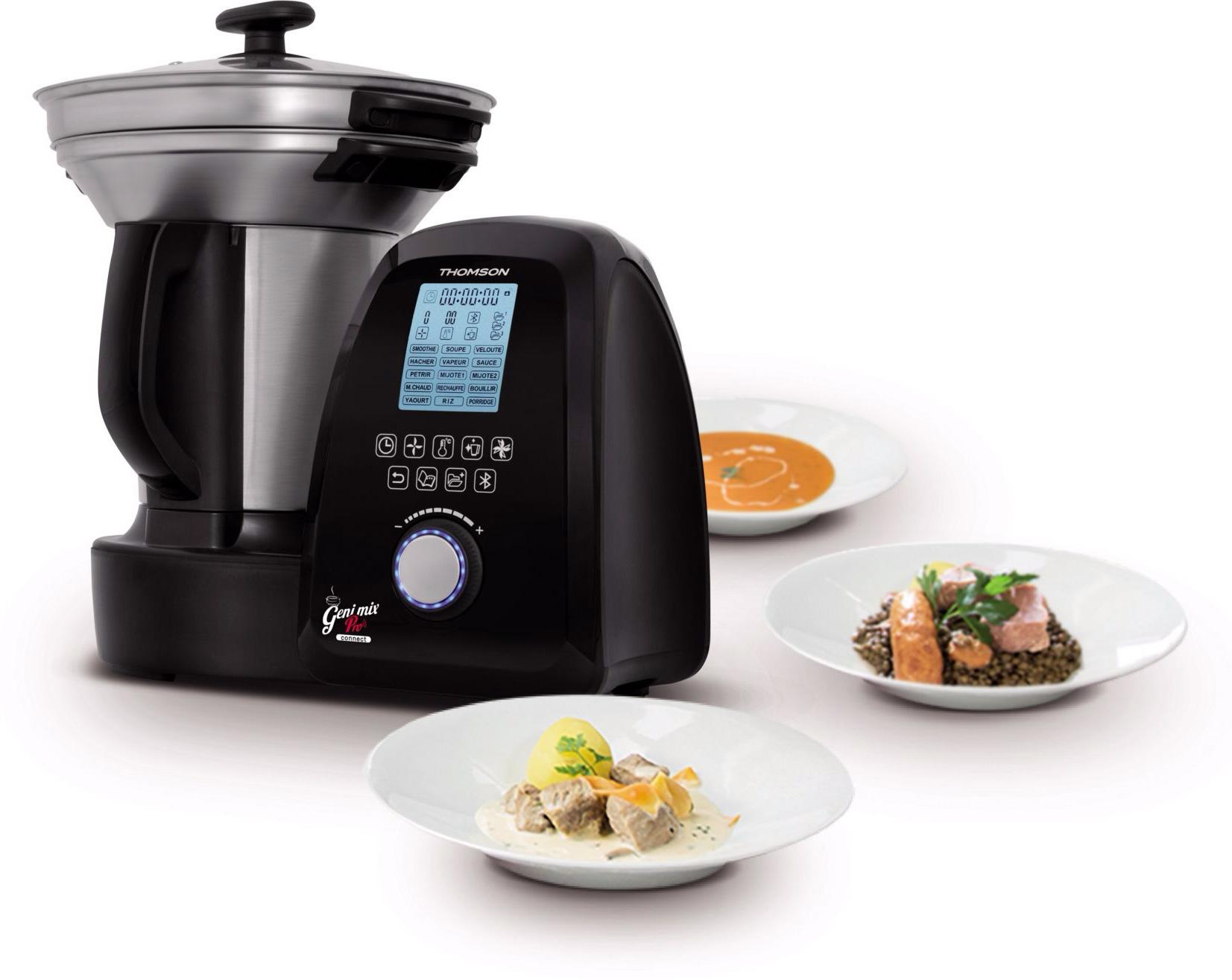 robot pour cuisiner comme un pro top robot chef natura w robots de cuisine petit mathonfr with. Black Bedroom Furniture Sets. Home Design Ideas