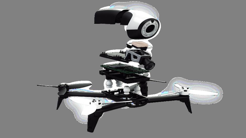 Commander prix drone lily et avis drone camera infrarouge