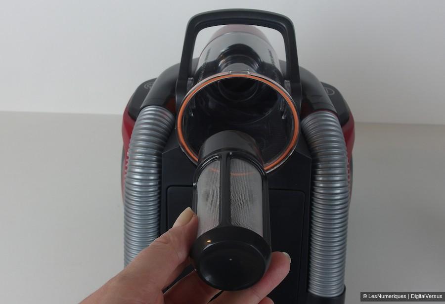 ultraflex, les nouveaux aspirateurs sans sac d'electrolux