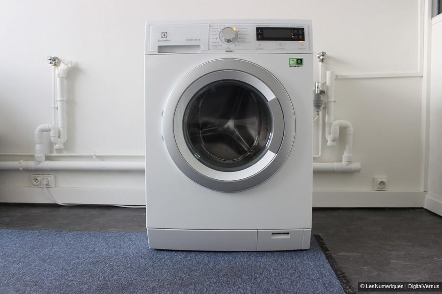 electrolux ewf1497cdw test complet lave linge les num riques. Black Bedroom Furniture Sets. Home Design Ideas