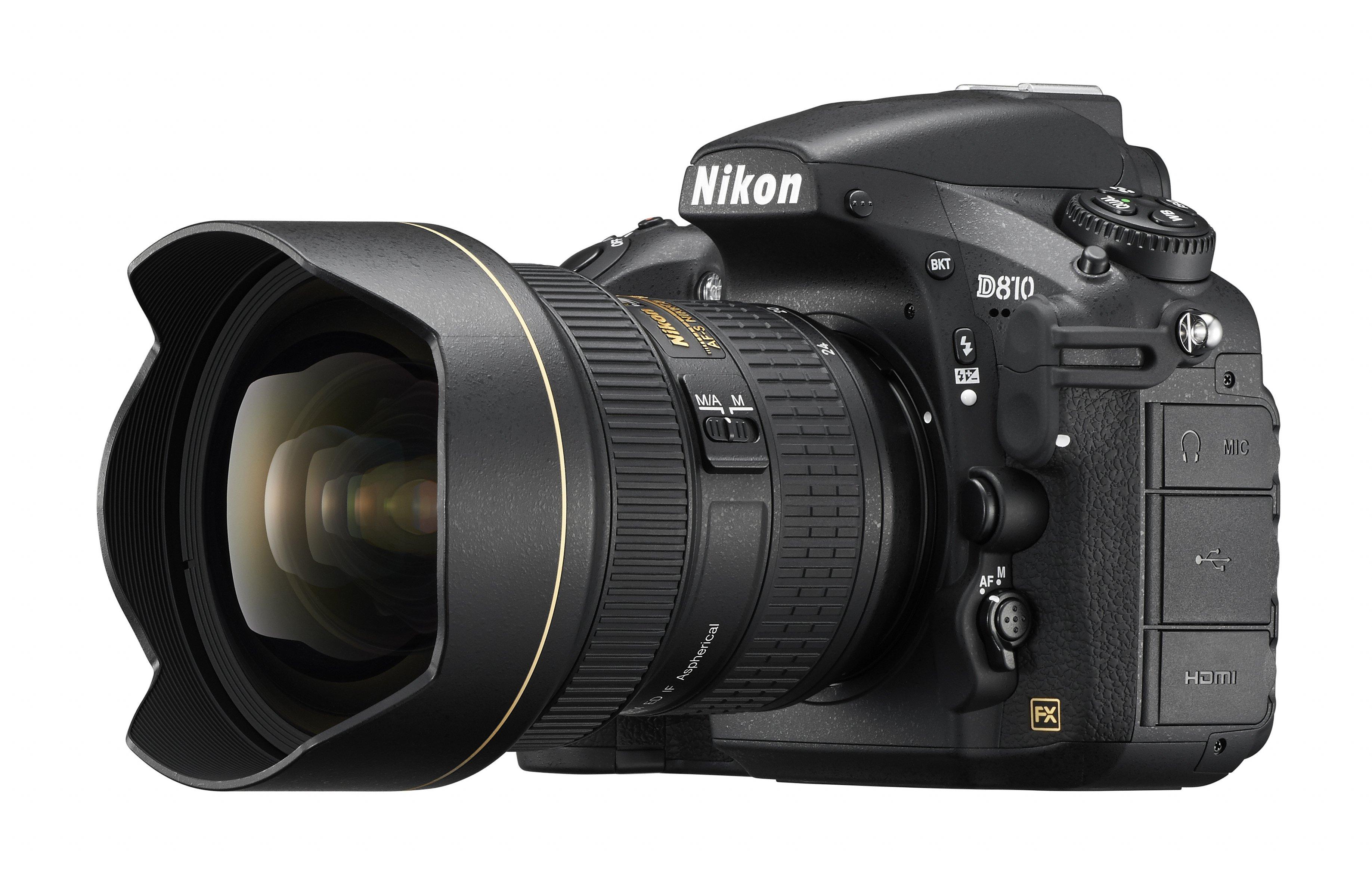 appareil photo nikon professionnel