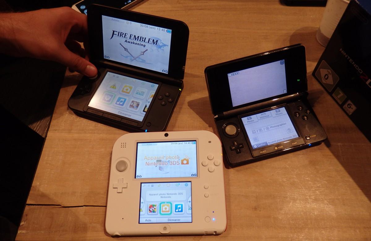 Bon Plan Nintendo 2ds Avec Housse Bleue Et Trois Jeux