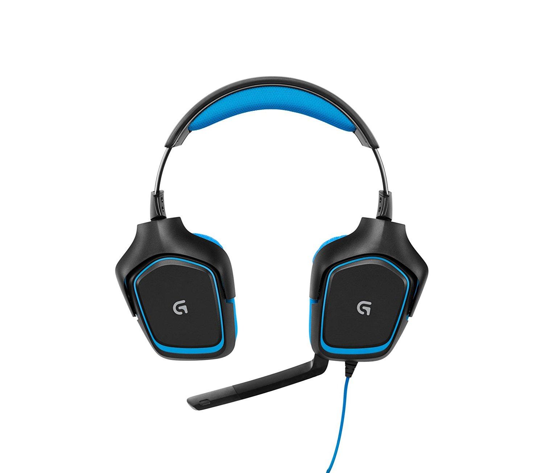 ff018f63022 Logitech G430 : test, prix et fiche technique - Casque Audio - Les ...