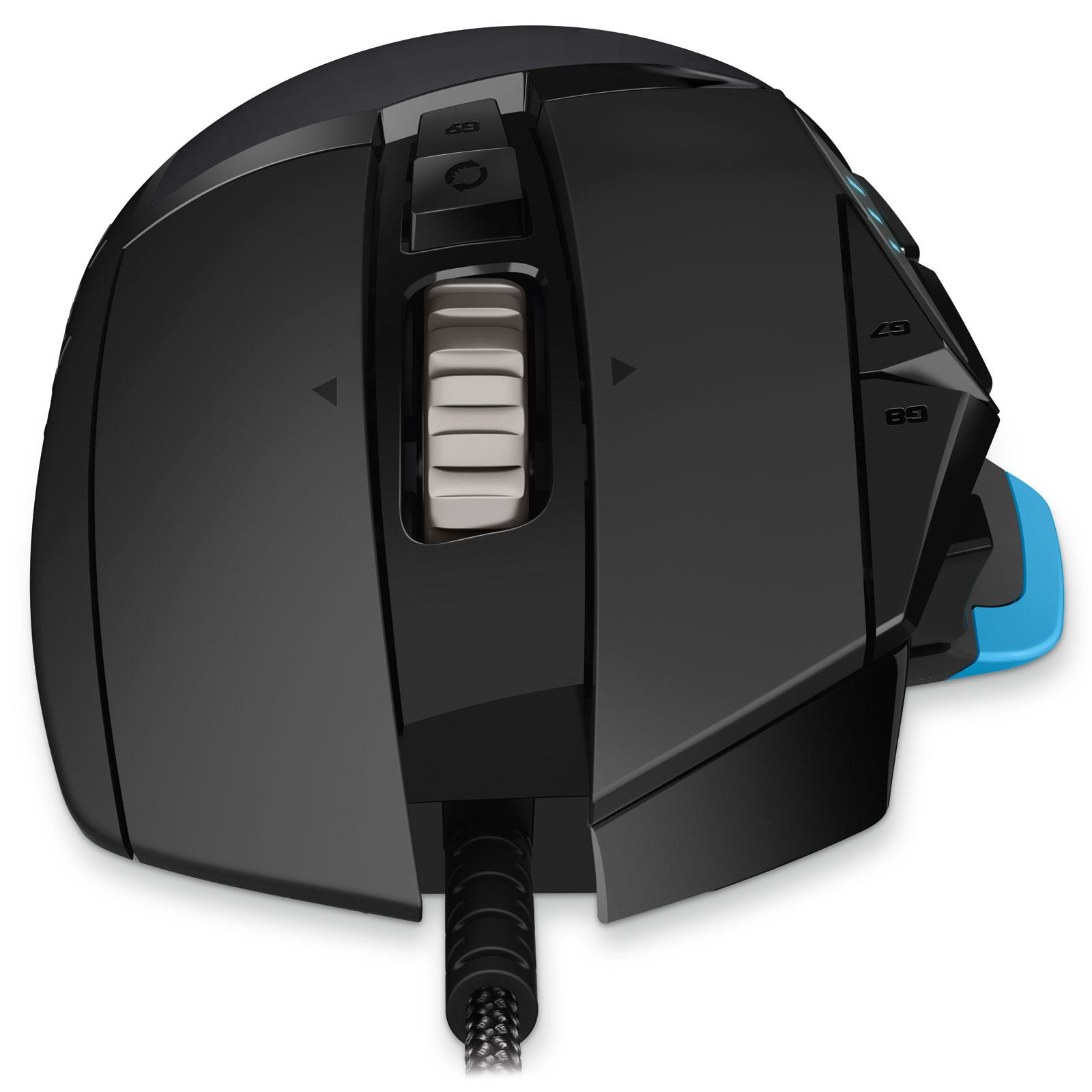 7aa783212e6 Logitech G502 Proteus Core : test, prix et fiche technique - Souris ...