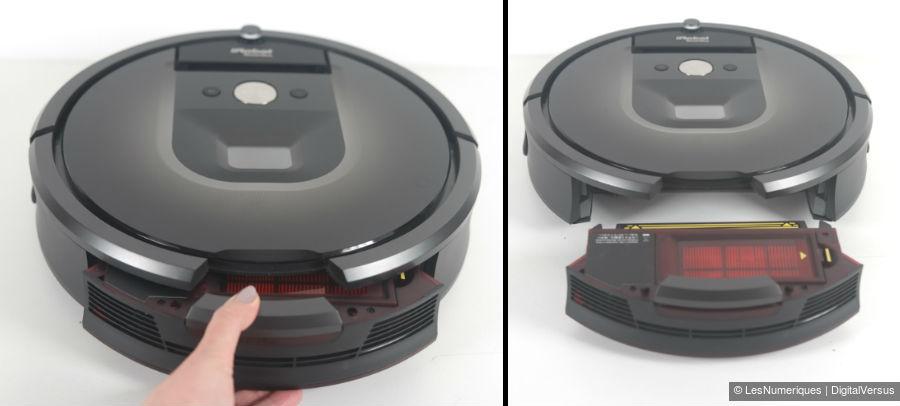 m j roomba 980 le tr s prometteur robot connect d 39 irobot. Black Bedroom Furniture Sets. Home Design Ideas