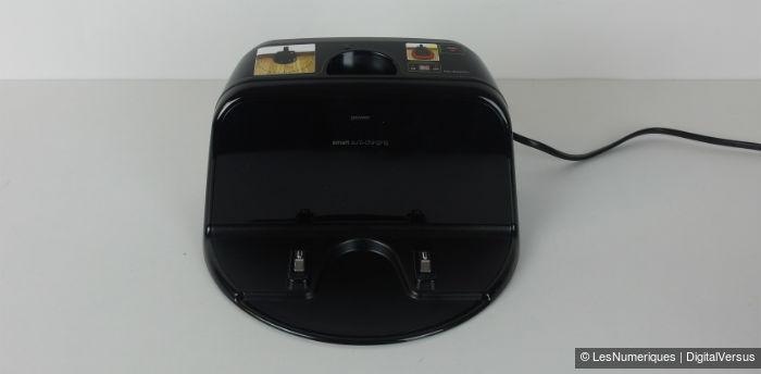 lg hom bot vr7428sp test complet aspirateur robot. Black Bedroom Furniture Sets. Home Design Ideas