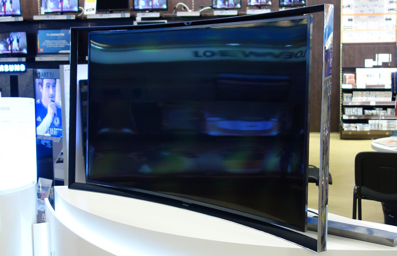 soldes – le téléviseur oled samsung ke55s9c à 5000 €