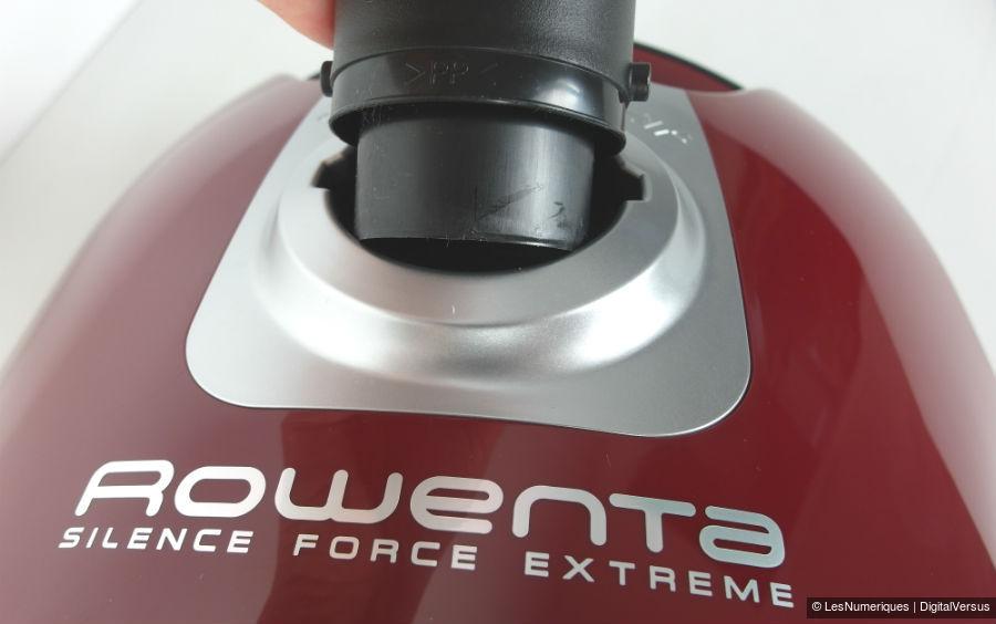 rowenta ro5913ea silence force extrême : test complet - aspirateur