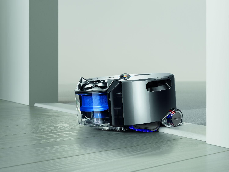 dyson 360 eye test complet aspirateur robot les num riques. Black Bedroom Furniture Sets. Home Design Ideas