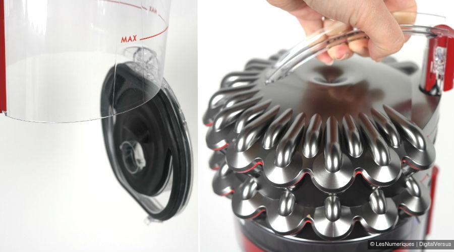dyson cinetic big ball absolute avis utilisateurs les num riques. Black Bedroom Furniture Sets. Home Design Ideas