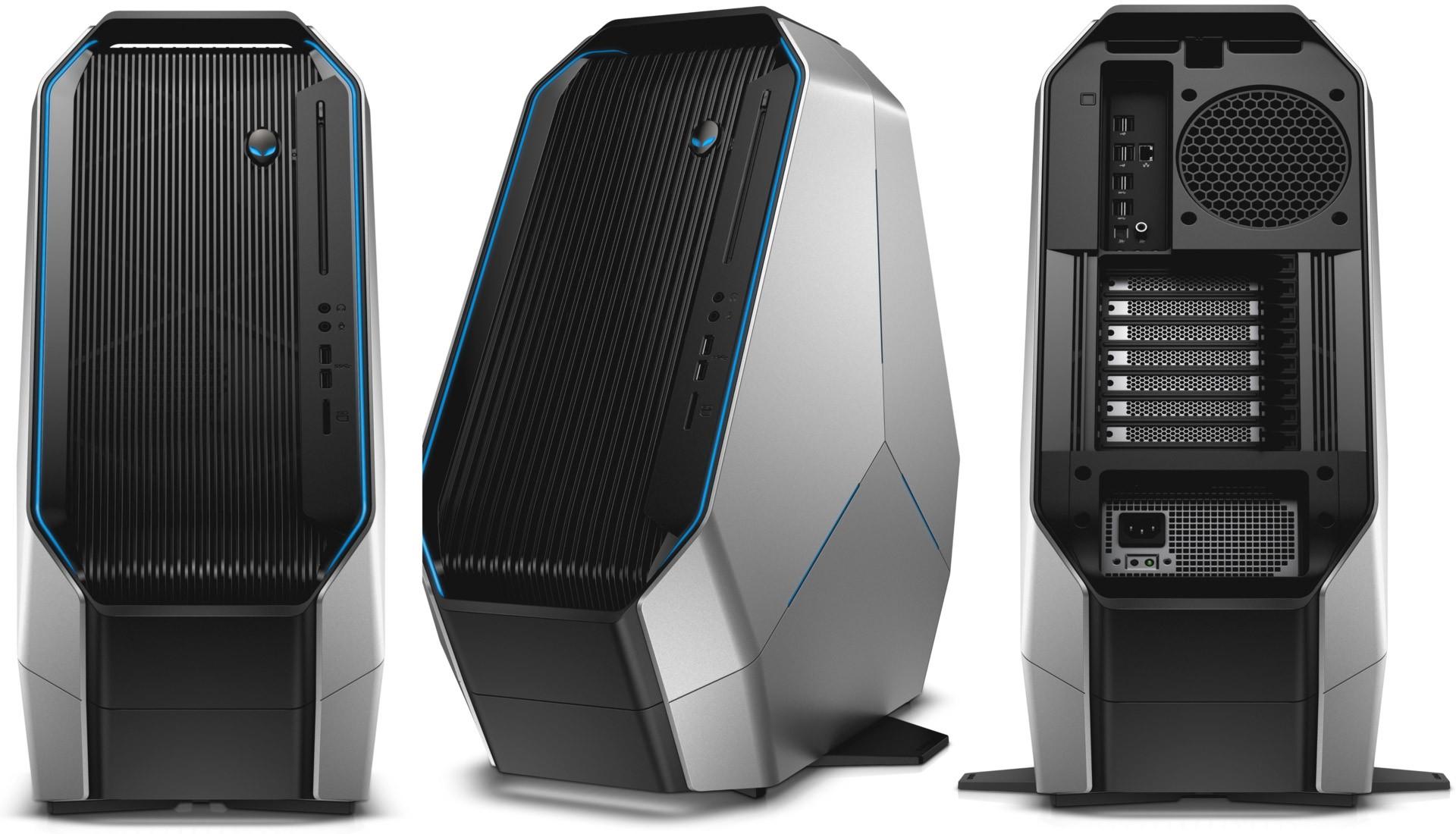 Dell Alienware Area-51 ALX Nvidia GeForce GTS 240 Display 64x