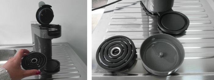 philips senseo up hd7884 31 test complet cafeti re capsule dosette les num riques. Black Bedroom Furniture Sets. Home Design Ideas