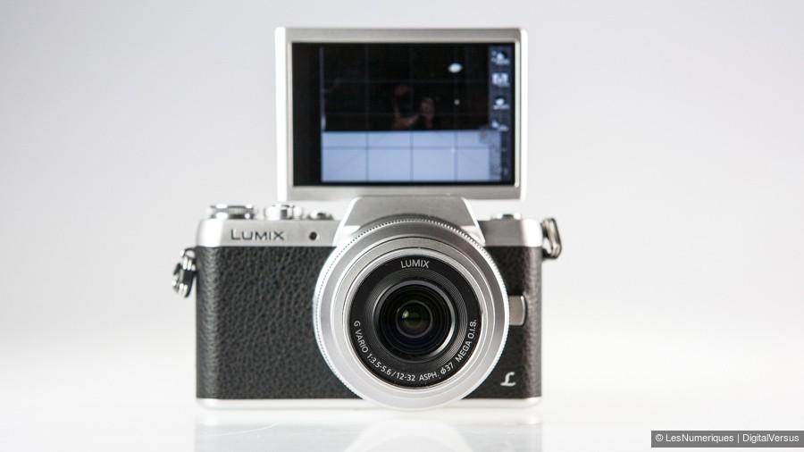 appareil photo hybride panasonic