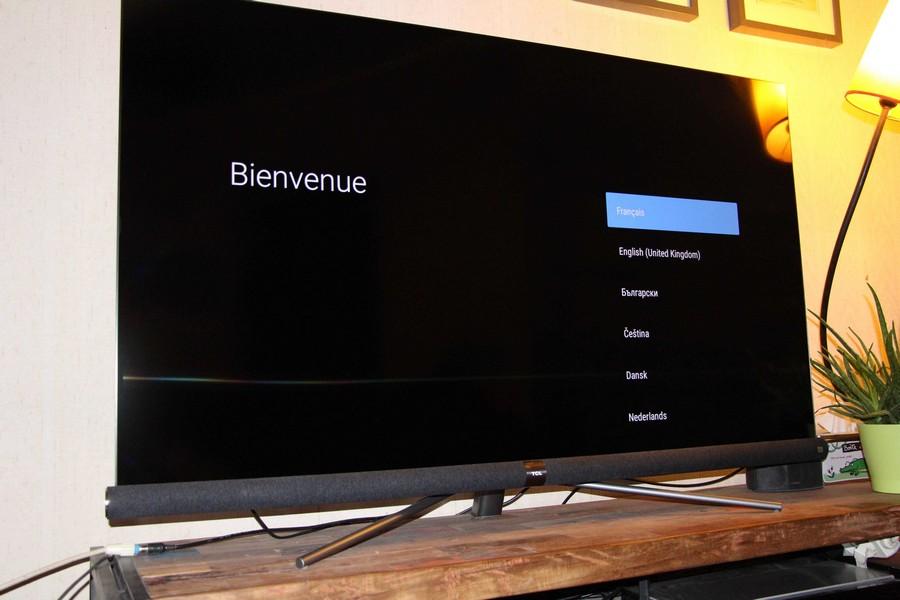 Lecteurs-testeurs TCL 55DC760 : l'expérience Android TV - Les Numériques