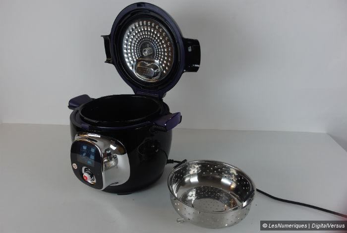 moulinex cookeo connect ce703800 test prix et fiche technique divers lectrom nager les. Black Bedroom Furniture Sets. Home Design Ideas