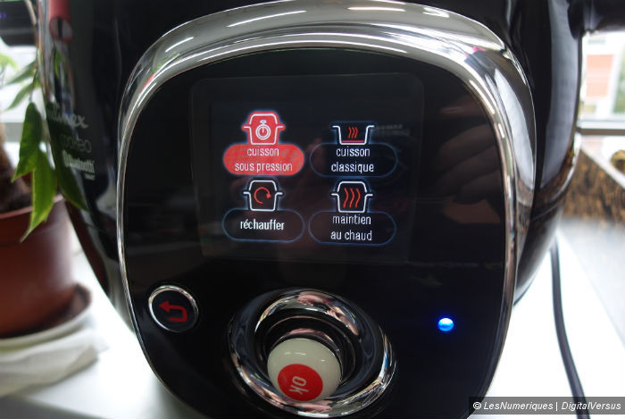 Moulinex Cookeo Connect CE703800 : Test complet Divers