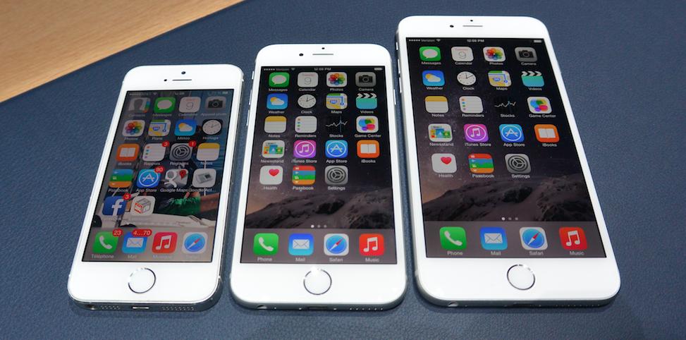 1a48af70fdfa8a Apple iPhone 6 Plus   test, prix et fiche technique - Smartphone ...