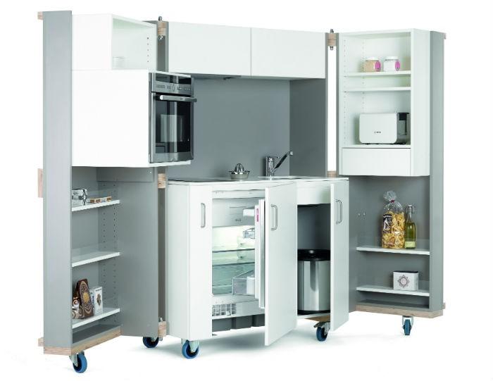 neff c 1m2 cuisine pliante et mobile pouse petite surface ou jardin. Black Bedroom Furniture Sets. Home Design Ideas