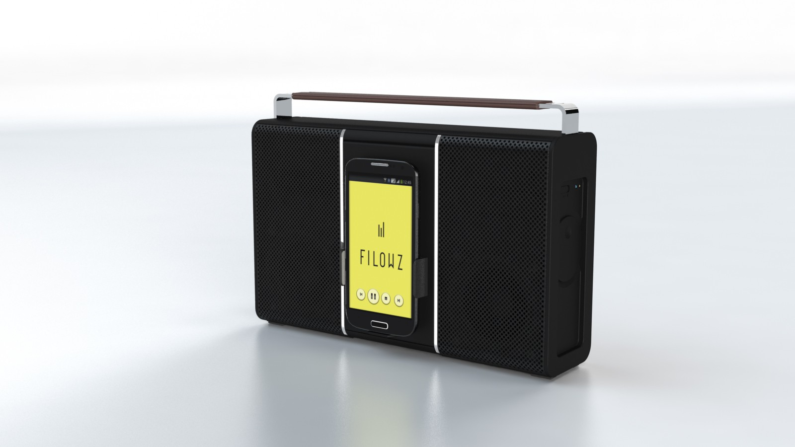 Filowz Sonomad Une Enceinte Bluetooth Qui A Besoin De