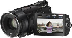 Canon HF S11 test review